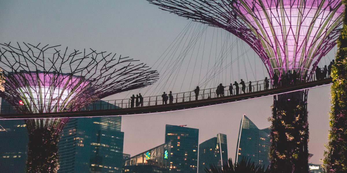 Was ist eine Smart City? – Moderne Zeiten erfordern moderne Städte