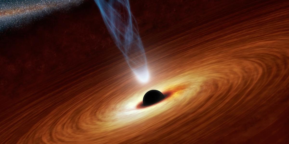 Das schwarze Loch – ein Mysterium im Weltall