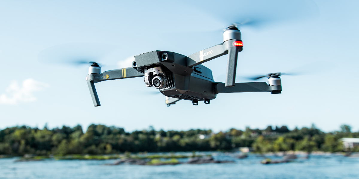Sinnvolle Einsatzgebiete für Drohnen