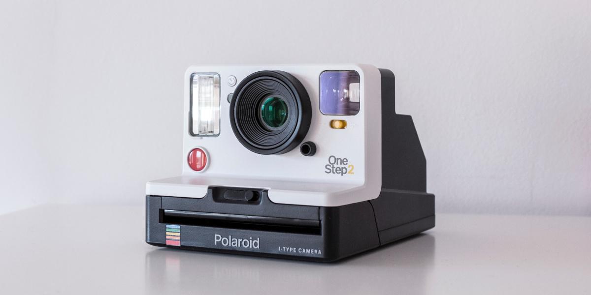 Die Sofortbildkamera – ein schöner Retro-Hype