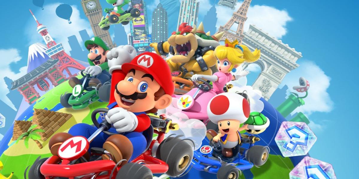 Mario Kart Tour – rasante Rennen oder Rohrkrepierer?