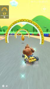 Donkey Kong in Mario Kart Tour